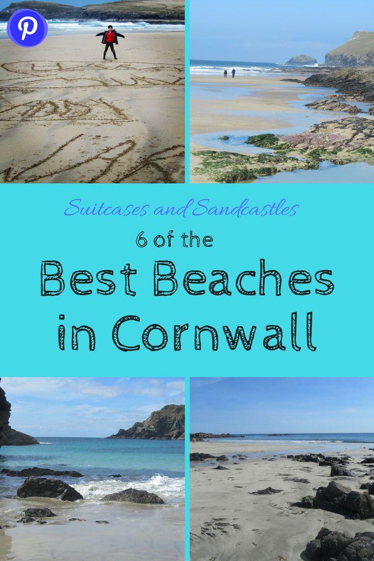 best beaches Cornwall, best UK beaches, best family beaches Cornwall, British Seaside