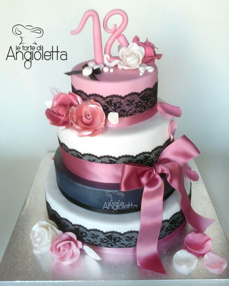 cake 18 years
