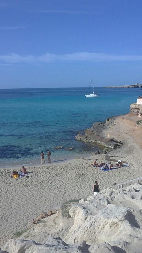 Cala-Comte. Ibiza, Spain (by me)