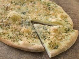 Easy Cheesy Garlic 'Bread' - Green - Slinky Slimmers - Slimming World Recipes