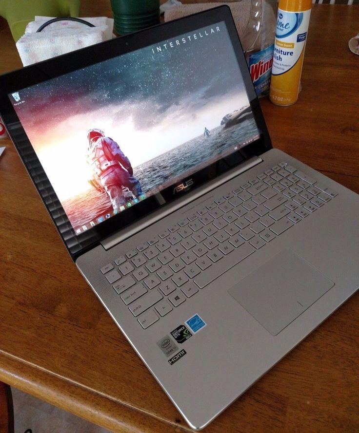 ASUS UX501JW 15.6 Laptop (512GB SSD Intel Core i7 Quad Core 16GB GTX 960m)