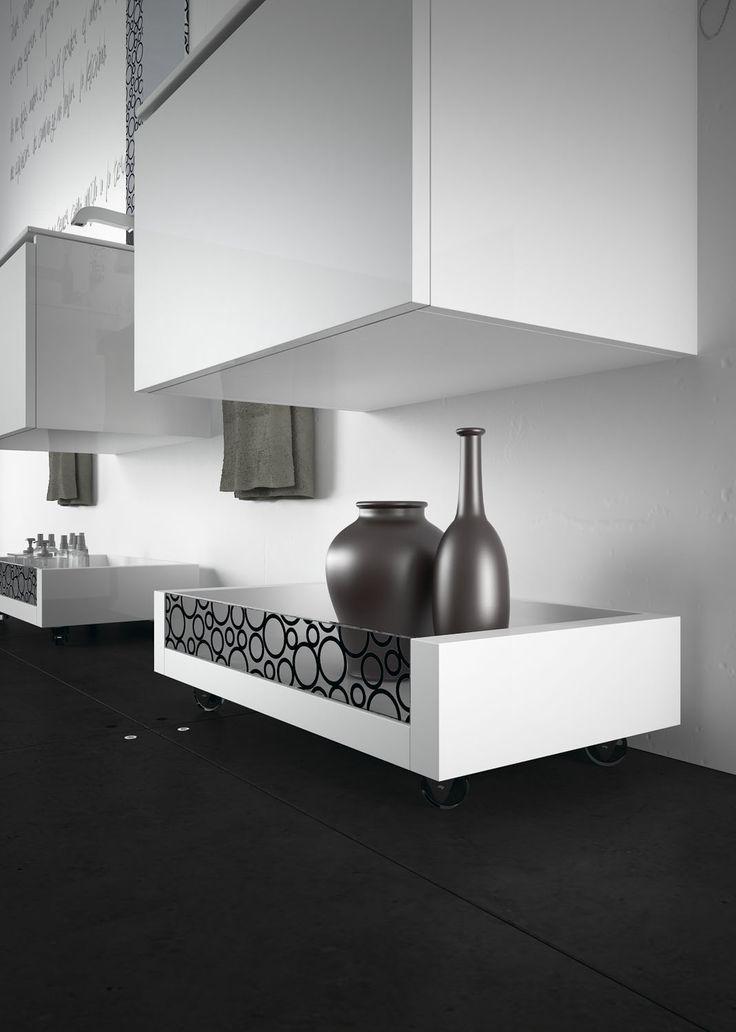 Yurba  Fabrica de muebles de baño a medida  Platinum  Lak