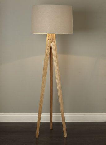 Best 25+ Wooden tripod floor lamp ideas on Pinterest ...