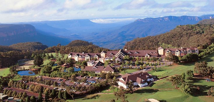 Fairmont Resort - Blue Mountains Hotel | Hotels in Leura |