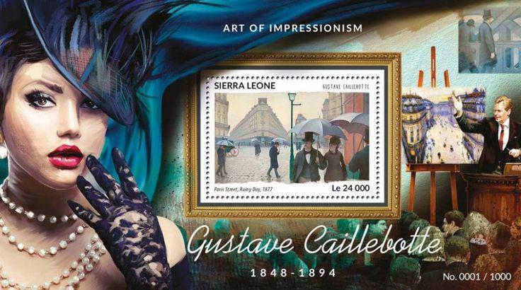 SRL15411b Gustave Caillebotte (Paris Street, Rainy Day, 1877)