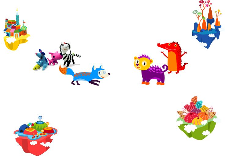 Shidonni.com  Lets kids draw animals, having them come to life, design backgrounds for imaginary worlds, etc.