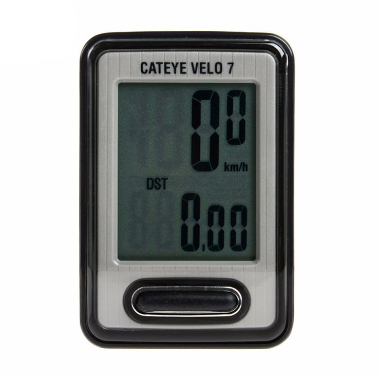 CATEYE Cycling omputer Speedometer Set With 7 Functions
