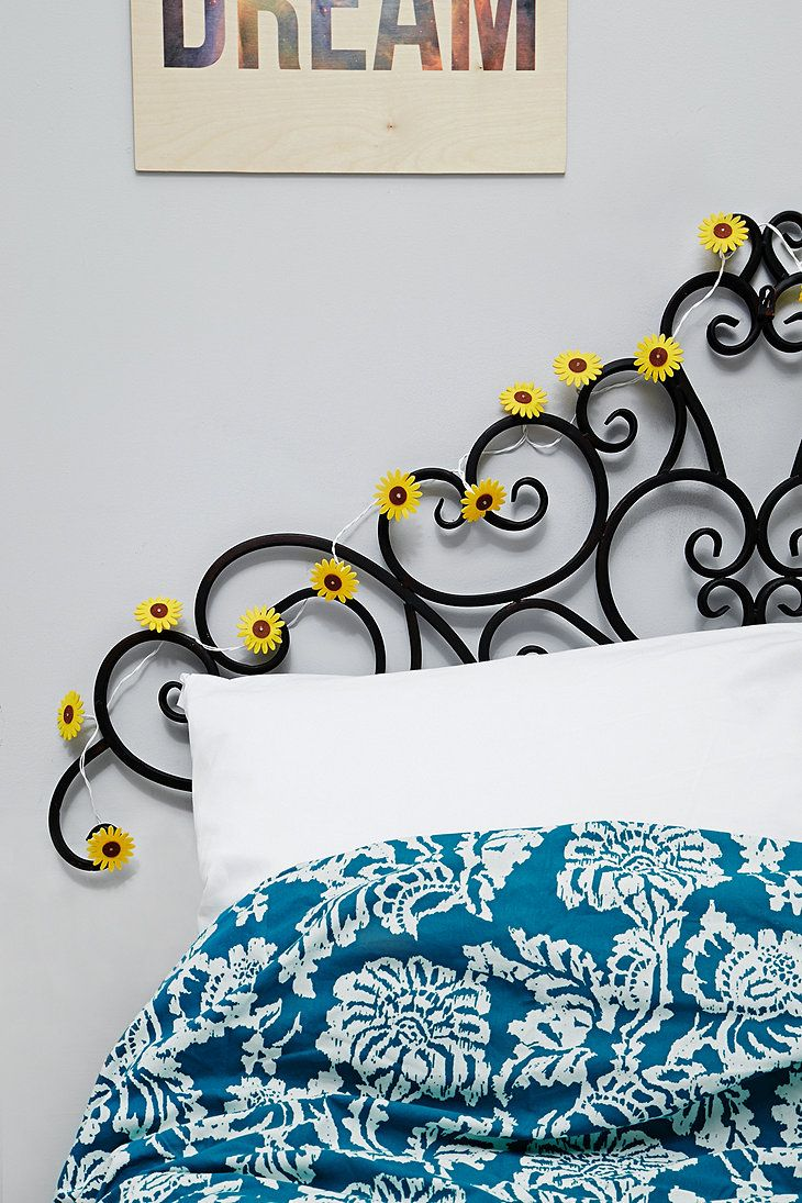 Sunflower String Lights