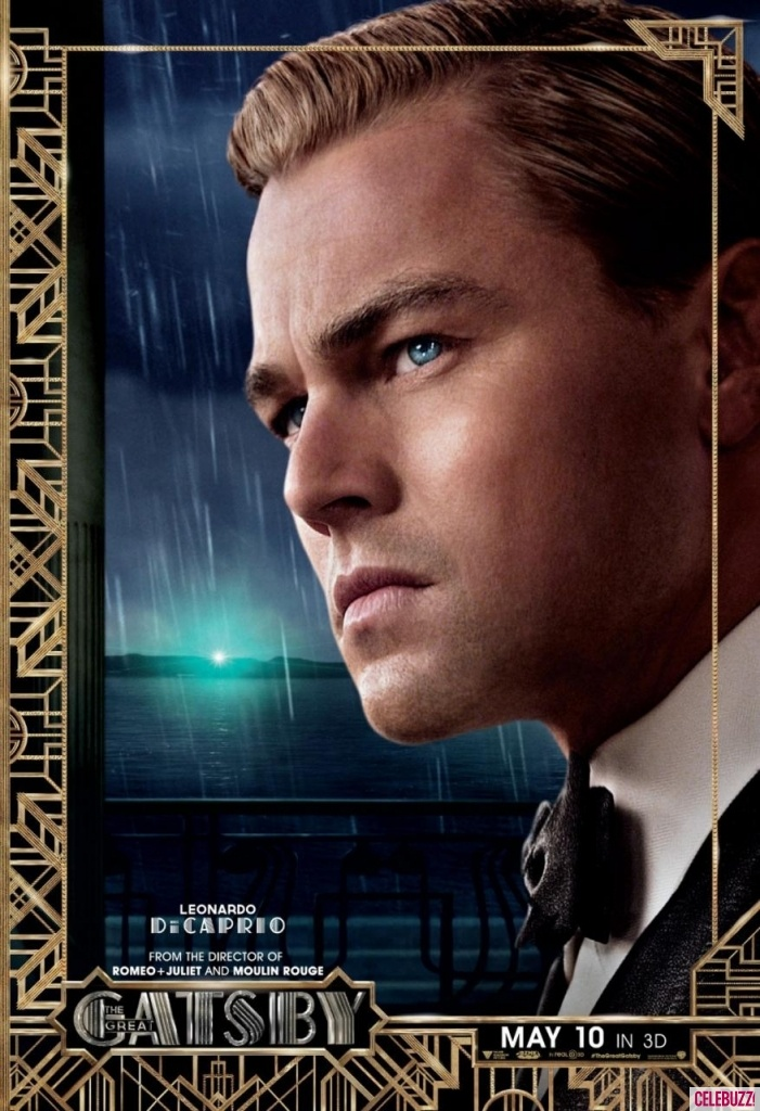 The Great Gatsby Character Posters 66 best