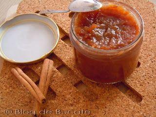 Blog de Bucate: Dulceaţă de gutui şi mere