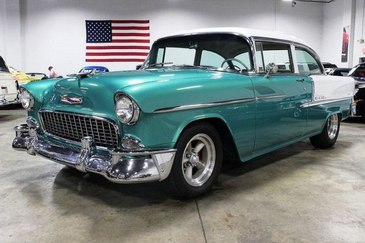 ◆1955 Chevrolet Bel Air Coupe◆