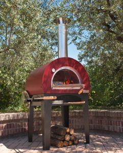 Forno a Legna per Pizza 2 Pizze Alfapizza