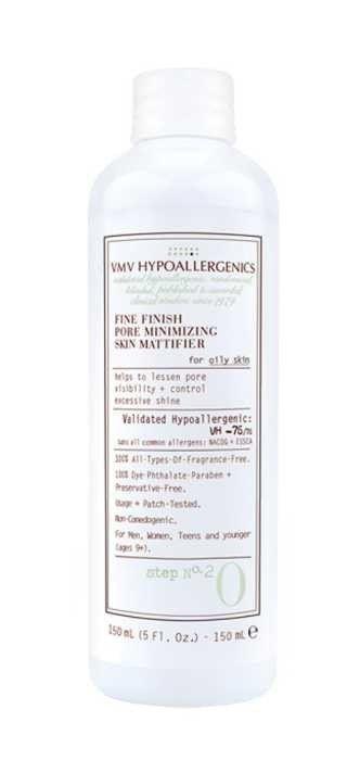 Riktigt bra för oljig hy! | Testpiloterna  Recension av VMV Hypoallergenics Fine Finish Pore Minimizer Mattifier