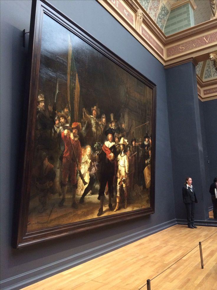 De Nachtwacht, Rembrandt