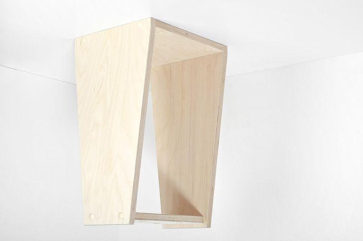 Deckenabhänger Trapez