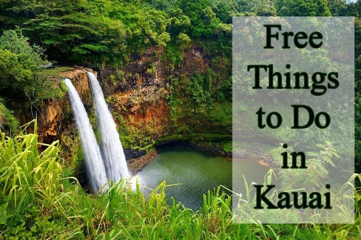 Planning a vacation to Kauai? Get the full scoop on how to do Hawaii on a budget with our list of free things to do in Kauai. http://www.reservehawaii.com/travelguide/free-things-to-do-in-kauai/ #ReserveHawaii
