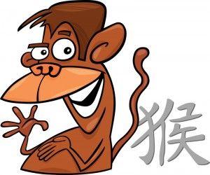Chinesisches Horoskop 2017 Affe