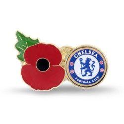 Poppy Shop Premier League Poppy Pins