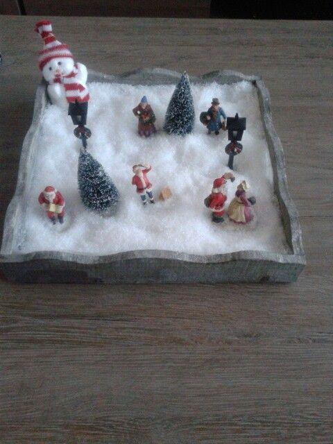 Kerstbakje