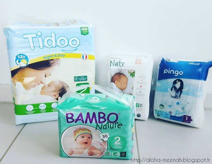 32 best all about bambo nature diapers images on pinterest baby burp rags diapers and eco - Comparatif couches jetables ...