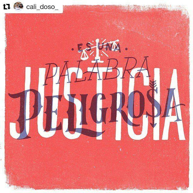 """La Balanza - 2 Minutos #TBT de una de mis canciones favoritas y que por estas fechas tiene un significado especial para mi """"Justicia es una palabra peligrosa. De parte de los poderosos siempre está, le falta al pobre, le sobra al rico y el dinero la balanza inclinara ..."""" Tenemos un compromiso como ciudadanos con el futuro y la democracia en este país. No dejemos la decisión en manos de lagartos guerreristas.  #CaliDoso #SiColombia #LaPazMiPez #SiALaPaz #NoMasGuerra #2Minutos #Postal97…"""