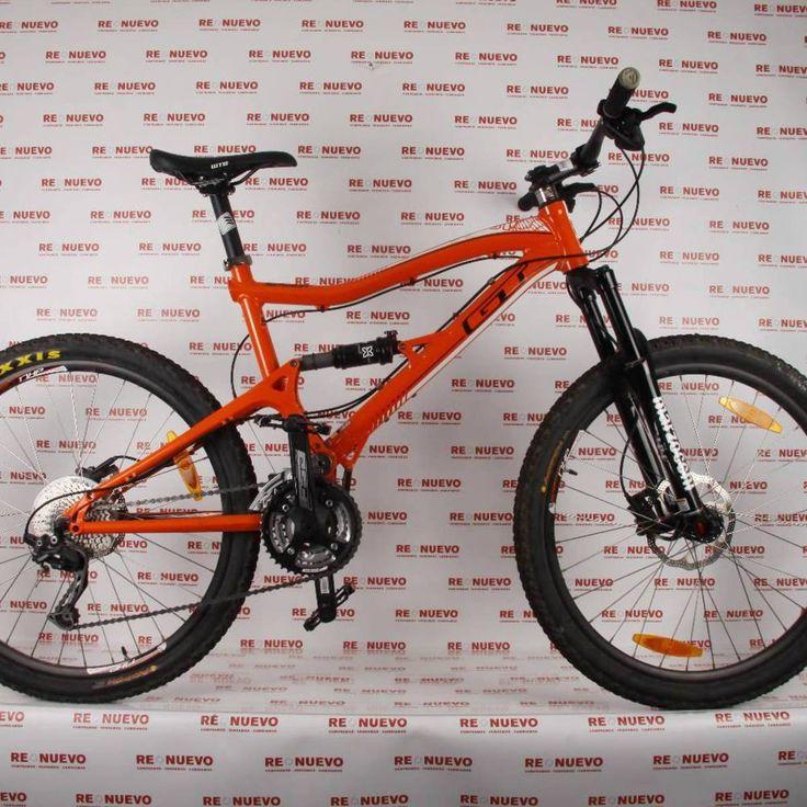 #Bicicleta #GT SENSOR 3.0 de segunda mano E271606 | Tienda online de segunda mano en Barcelona Re-Nuevo #segundamano