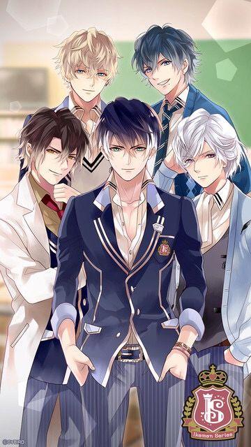 Pin by Bad Boys Lover on Ikemen Vampire in 2019 | Anime ...