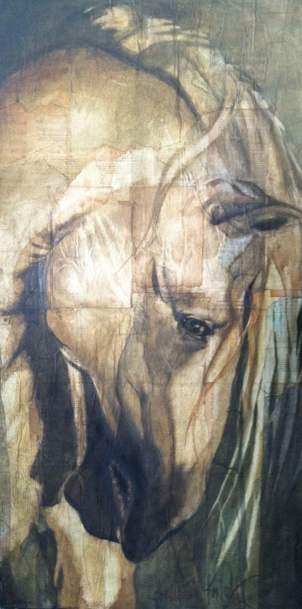 kristin knight studio equine western fine art current works page