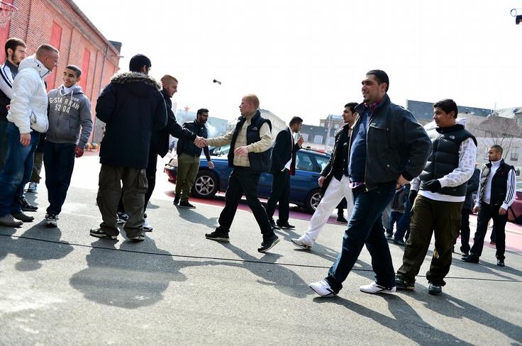 Hizb ut-Tahrir: Kun islam kan løse bandeproblemet