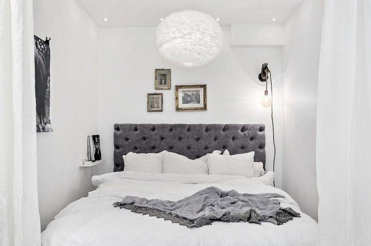 спальня кровать изголовье