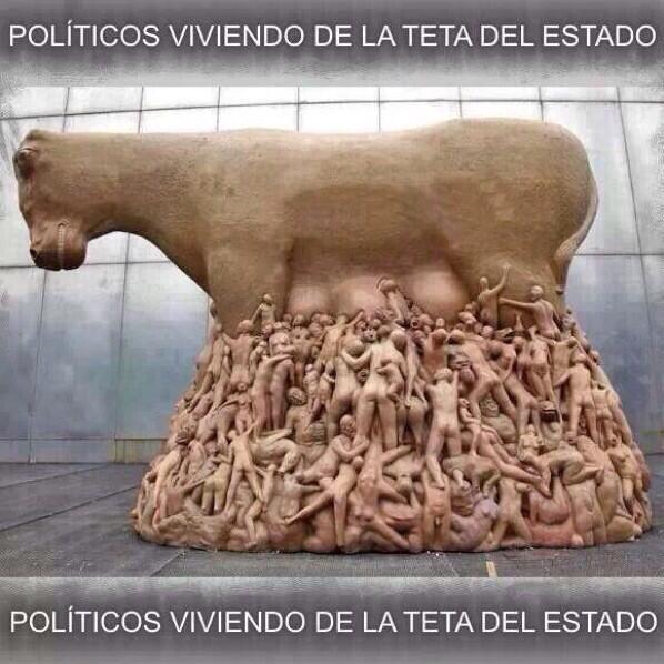 """OLHA A PETROBRAS!!! OLHA OS MINISTERIOS BRASIL""""@nakamartinez: #Demoledor Políticos viviendo de la teta del Estado... pic.twitter.com/jyAlwghNZK"""""""
