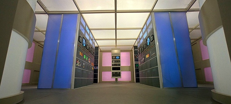 Computer Room Space 1999 Moonbase Alpha Space 1999 And