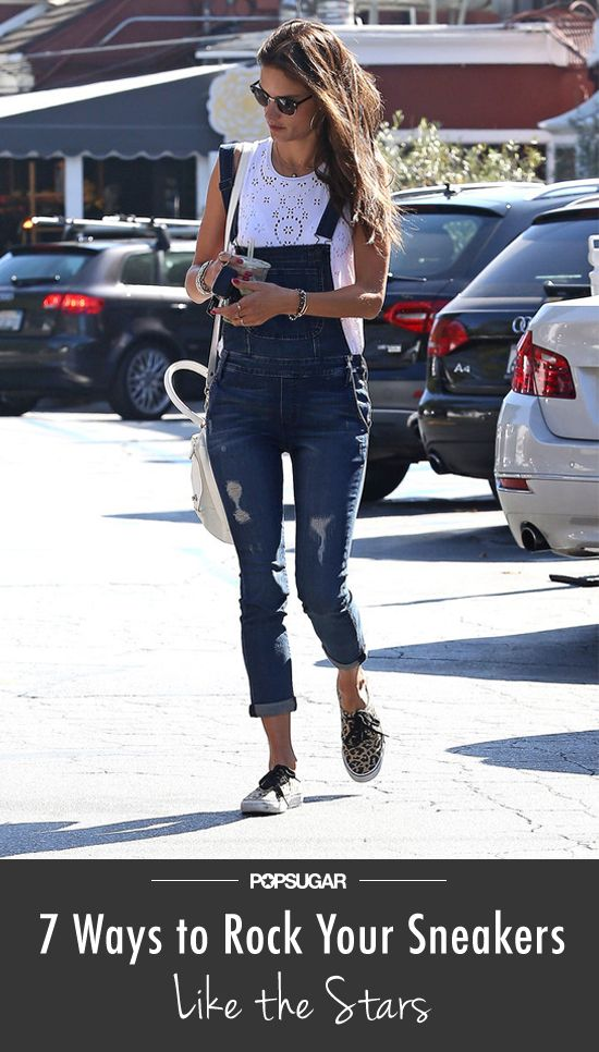 It's Official: Sneakers Are Now a Stylish-Girl Staple