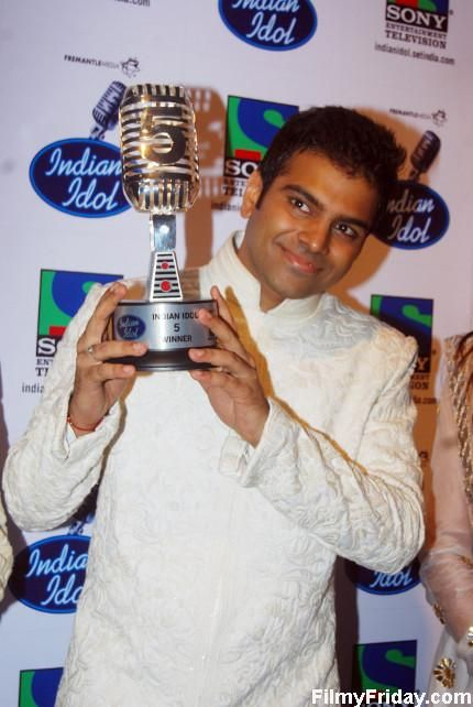 indian idol sreeram