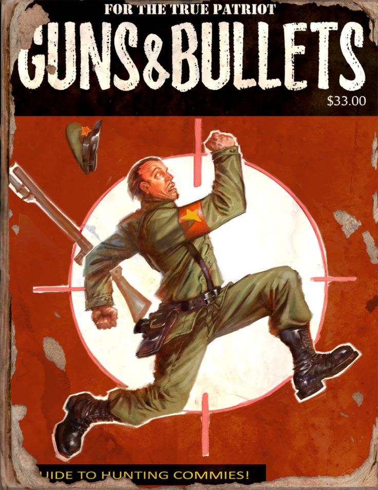 Guns And Bullets #1 Book - Fallout 4 by PlanK-69 on DeviantArt
