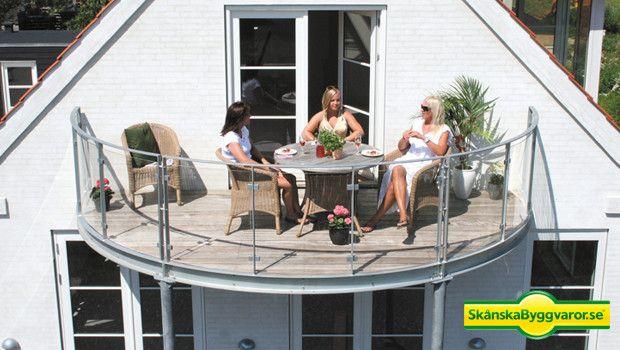 balkonger på villa - Sök på Google