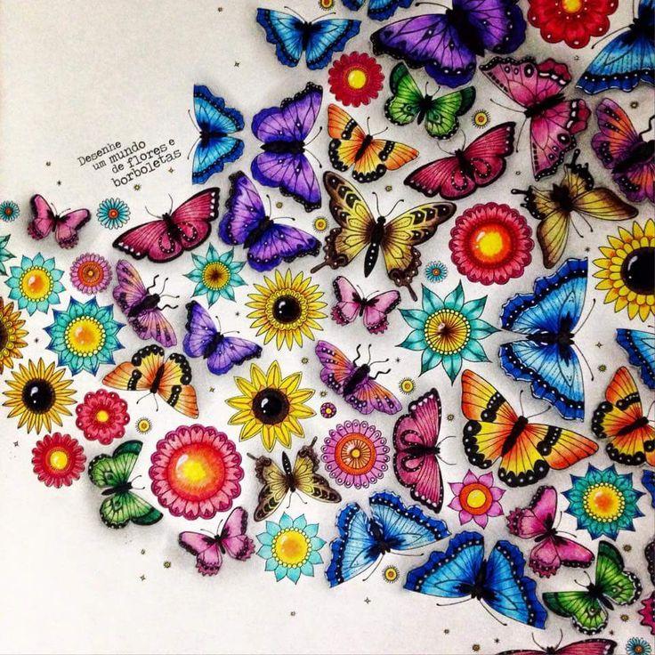 386 Best Livro De Colorir Images On Pinterest