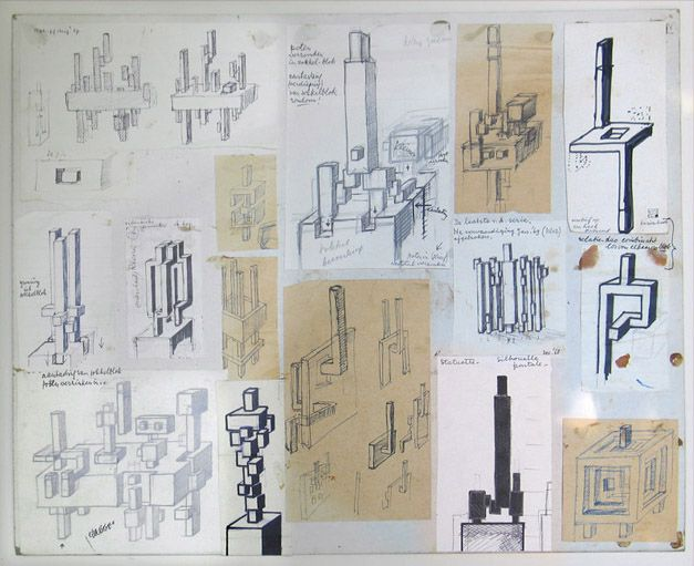 henk zweerus | beelden en tekeningen | Henk Zweerus & Hedwig Zweerus-Weber | Kunstenaarsechtpaar