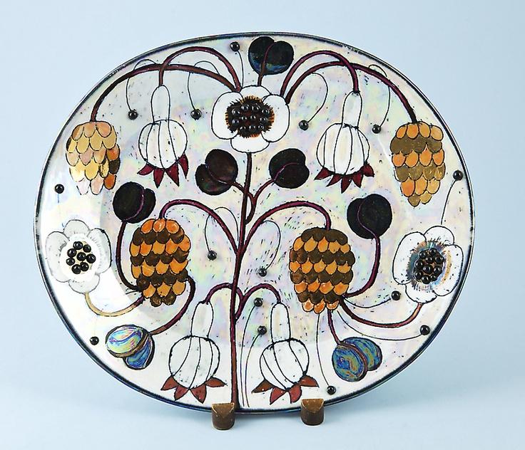 Birger Kaipiainen art ceramic by Arabia of Finland