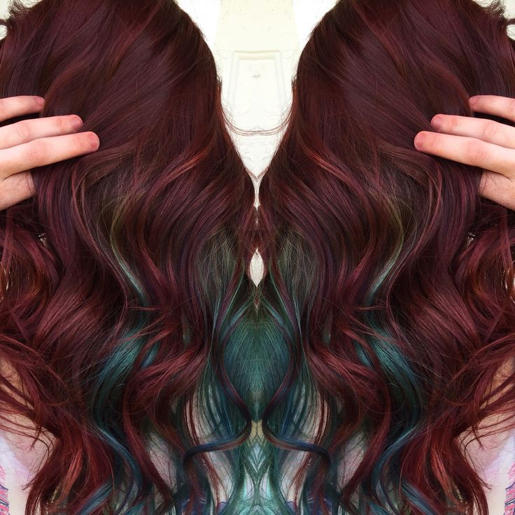 25+ unique Burgundy hair colors ideas on Pinterest ...