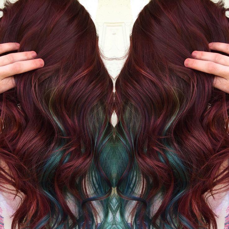 25+ unique Burgundy hair colors ideas on Pinterest ...