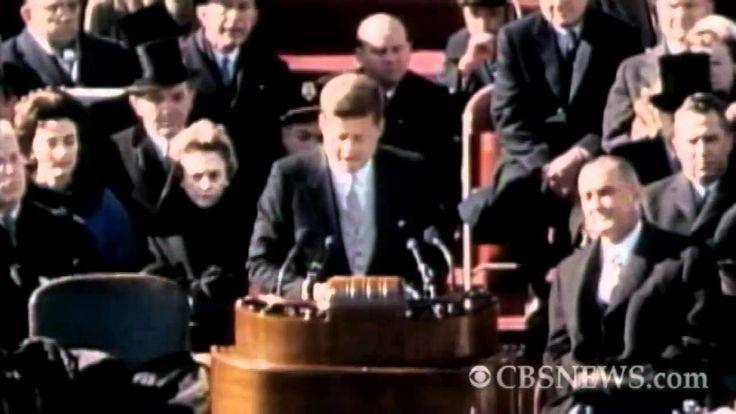 JFK's Inaugural Address 50 Years Later