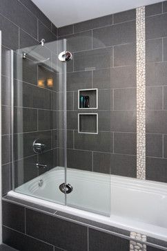 Modern Bathtub Shower best 25+ tile tub surround ideas on pinterest | how to tile a tub