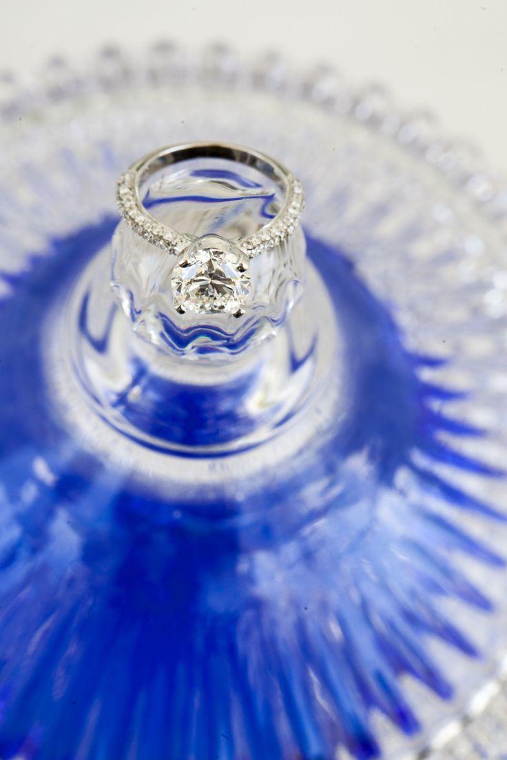 A ring of eternal blue… http://wedtimestories.com/  #wedtimestories #weddingincyprus #nicosia #engagementring #weddingphotography #weddingphotographer