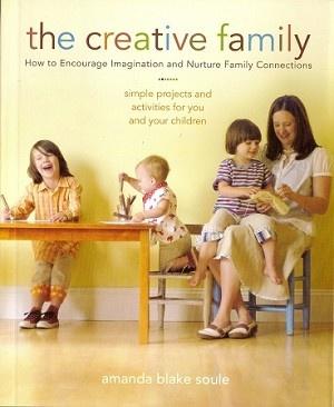 The Creative Family, Amanda Blake Soule