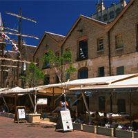 Wolfies Grill - The Rocks - Restaurants - Time Out Sydney