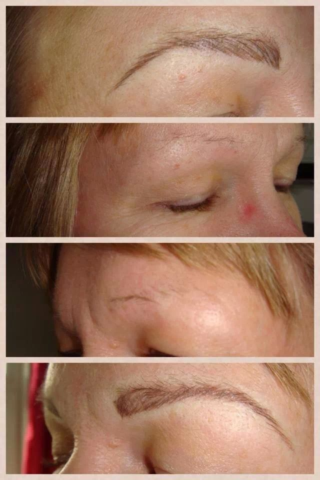 Semi-Permanent Make-Up www.spabannockburn.co.uk