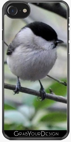 Case for Iphone 7/7S - Marsh tit - by PINO
