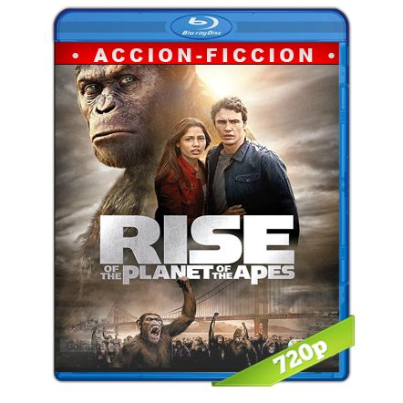 El Planeta De Los Simios Revolucion HD720p Audio Trial Latino-Castellano-Ingles 5.1 (2011)
