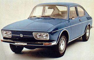 Carros Antigos Blogger: Volkswagen 1600 TL 1972